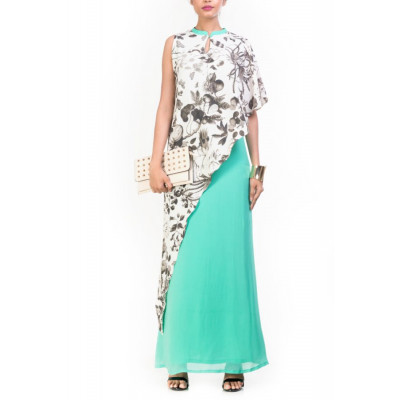 Anushree Agarwal Blue Tunic