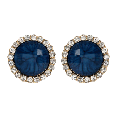 Amrita Singh Blue Bridgehampton Earrings