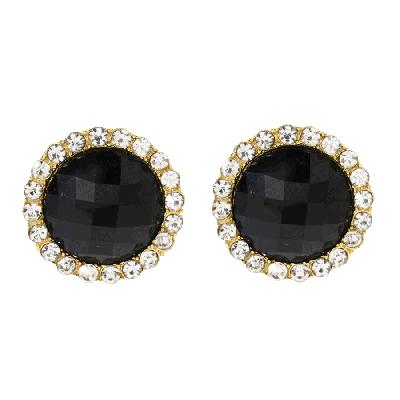 Amrita Singh Black Bridgehampton Earrings