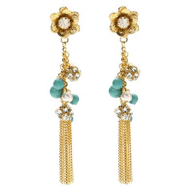 Amrita Singh Madeline Spring Earrings