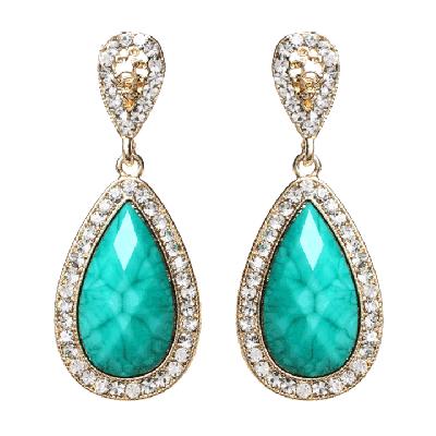 Amrita Singh Avery Crystal Drop Earrings