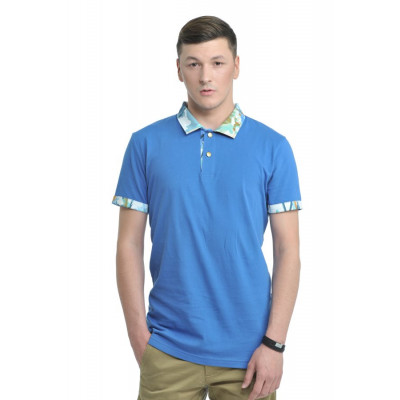 HouseOfFett Printed Polo Shirt