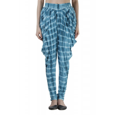 House of Fett Tie-Dye Harem Pants