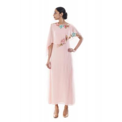 Anju Agarwal Pink Tunic