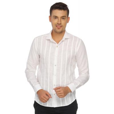 Mayank Modi White Shirt