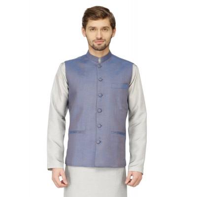Mayank Modi Blue Jacket