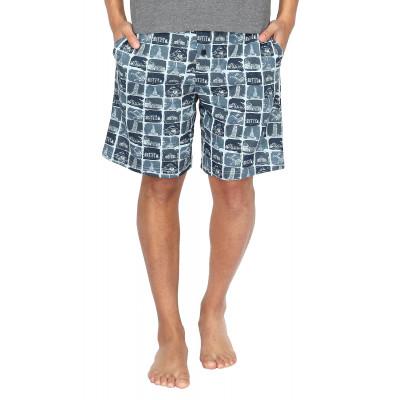 Nuteez Wonders Printed Shorts