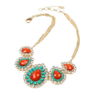 Amrita Singh Avery Teardrop Necklace