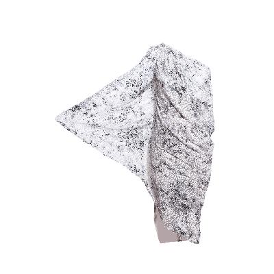 Manoviraj Khosla Sequinned One-Shoulder Dress