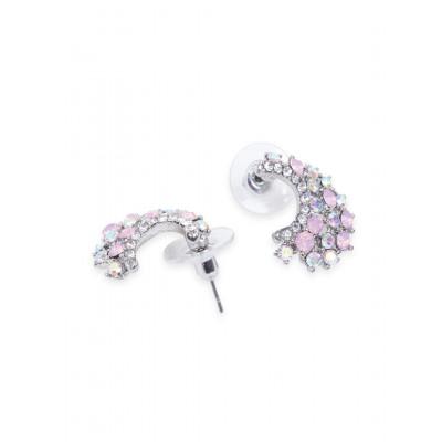 Rubans Multi-coloured C-clip Earrings