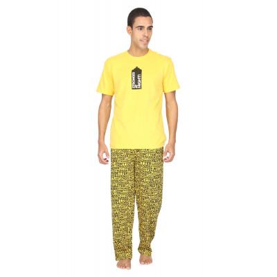 Nuteez Stronger At Night Pyjama Set