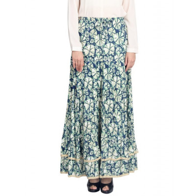 Vodka Fashion India Multicolour Skirt