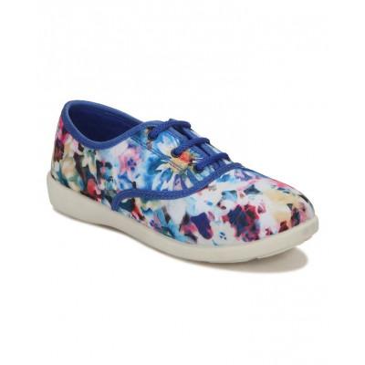 Yepme Women's Blue Synthetic Casual Shoes