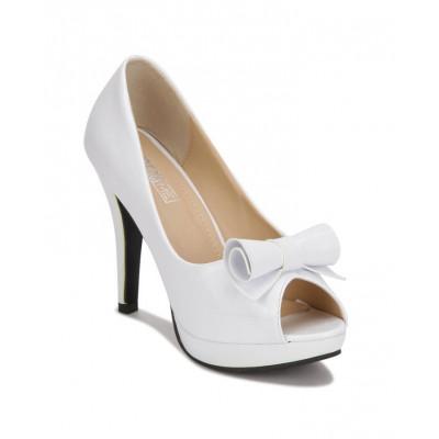 Yepme White Peep-toes