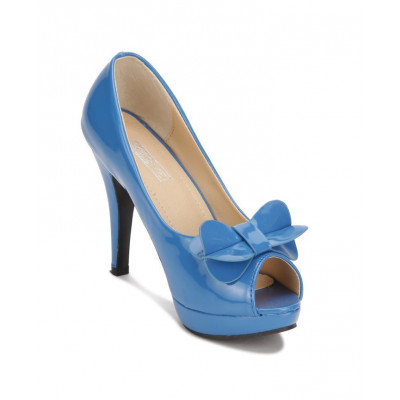 Yepme Blue Peep-toes