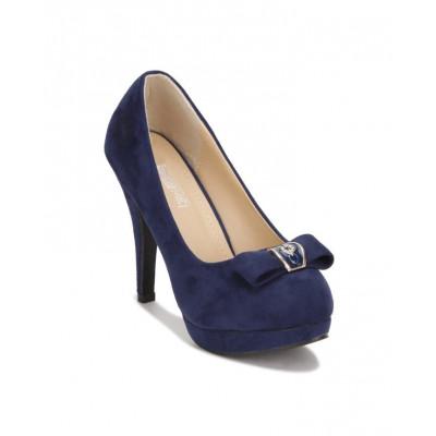 Yepme Navy Blue Stilettos