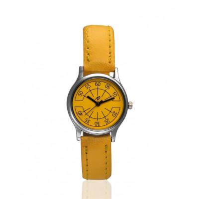 Yepme Yellow Western Analog Watch
