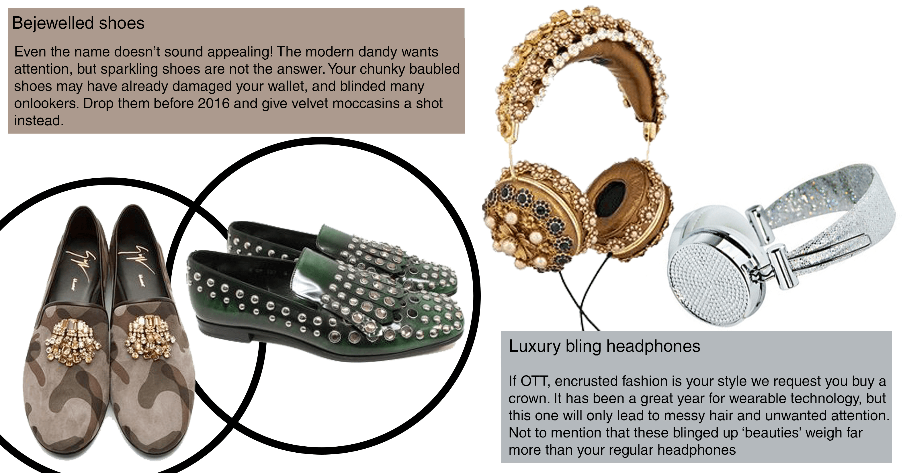 what_not_to_wear_in_2016_trends_bling_headphones_bejewelled_shoes_fashion_style
