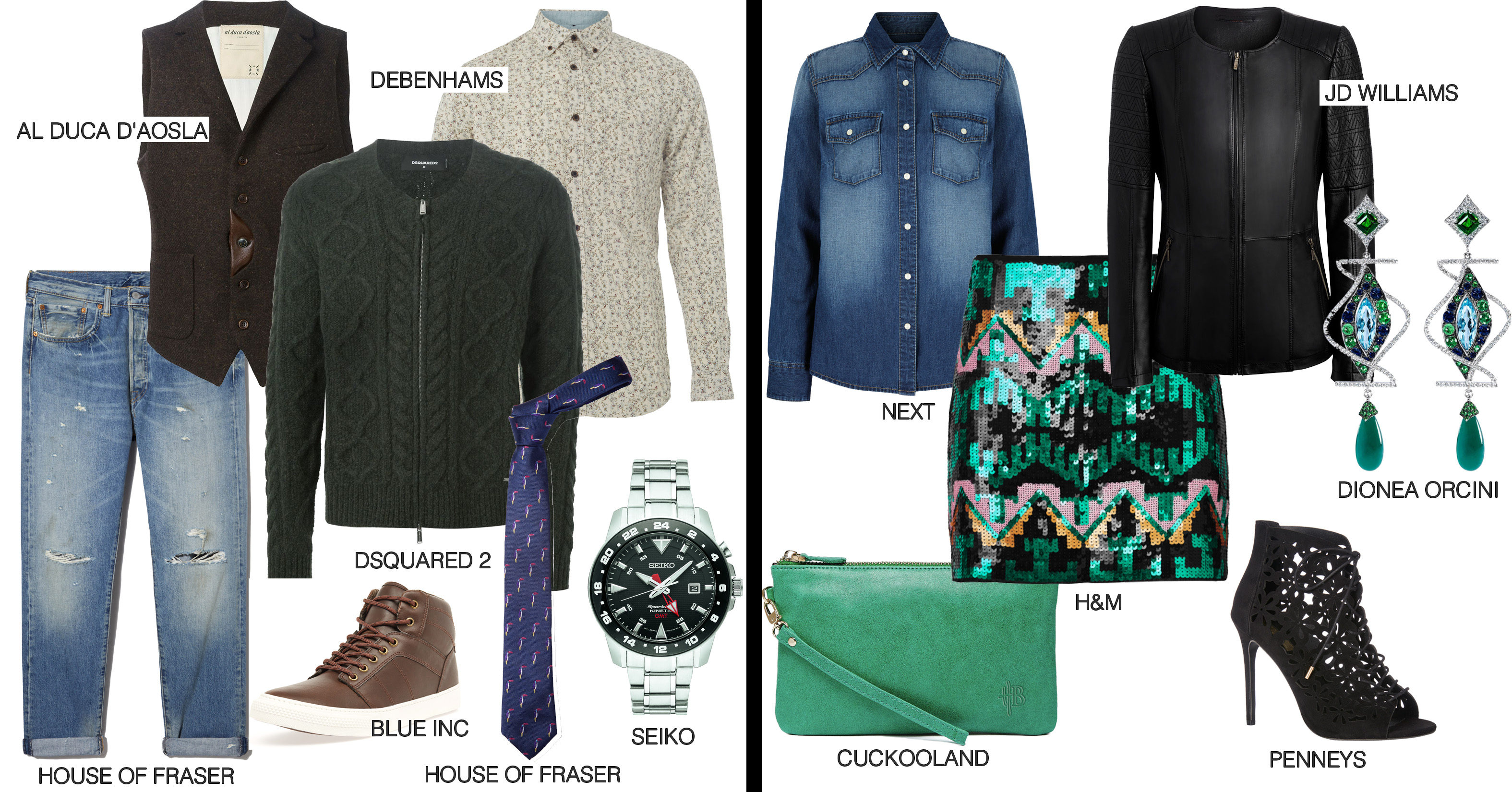 Christmas_Party_Green_Colour_Fashion_Style