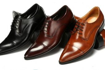 MICROTREND : THE DERBY SHOE
