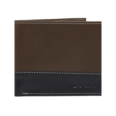 Camelio Double Panelled Wallet